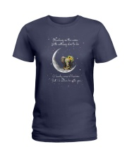 Standing On The Moon Ladies T-Shirt thumbnail