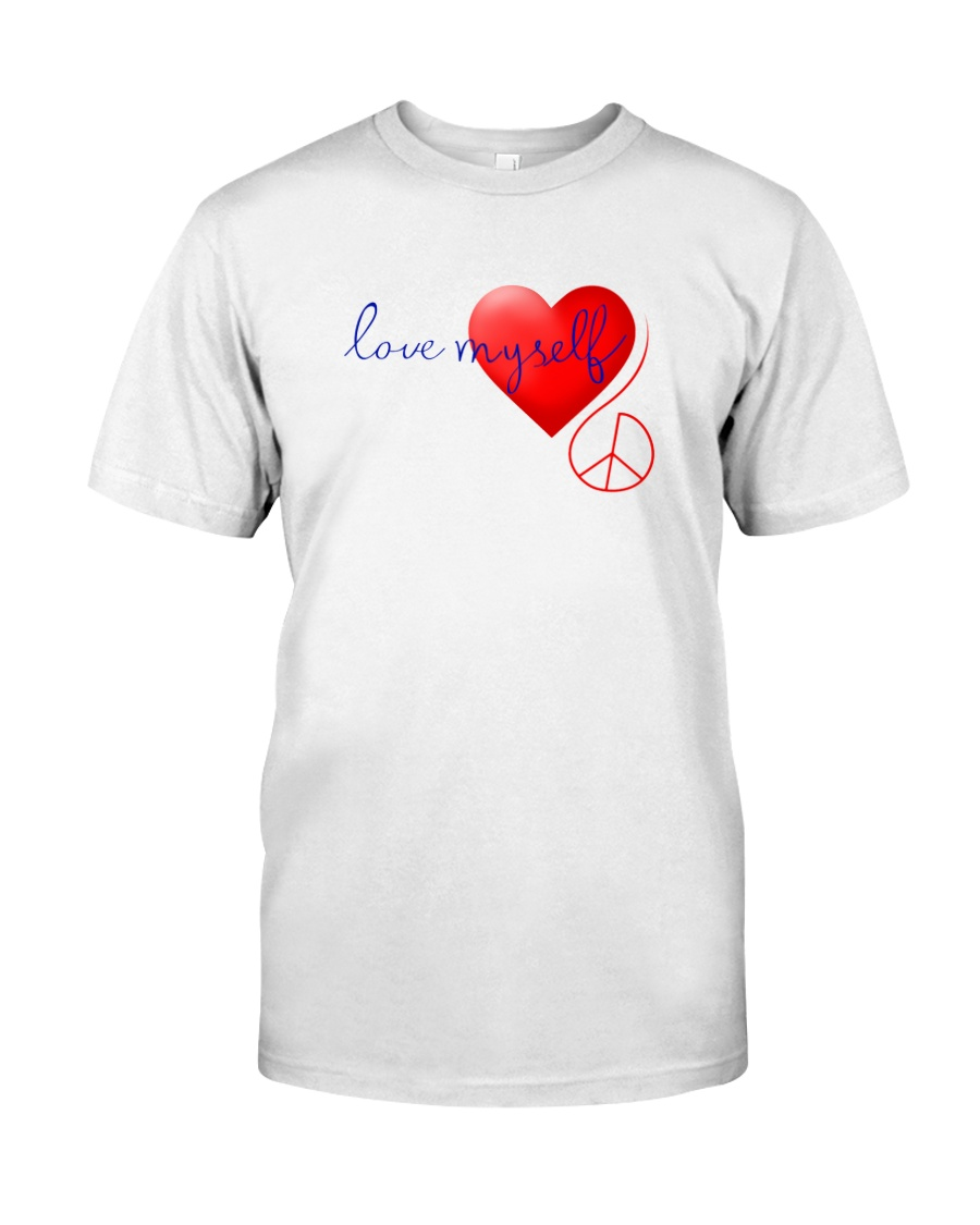 LOVE MYSELF Classic T-Shirt