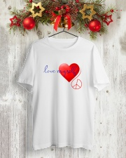 LOVE MYSELF Classic T-Shirt lifestyle-holiday-crewneck-front-2
