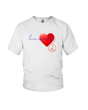 LOVE MYSELF Youth T-Shirt thumbnail