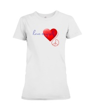 LOVE MYSELF Premium Fit Ladies Tee tile