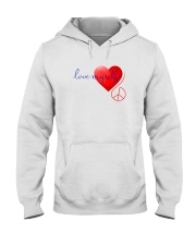 LOVE MYSELF Hooded Sweatshirt tile