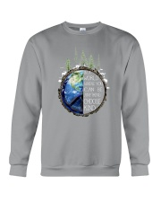 You Can Be Anything Choose Kind Crewneck Sweatshirt tile