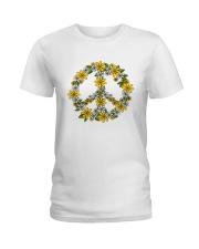 PEACE Ladies T-Shirt thumbnail