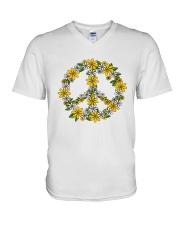 PEACE V-Neck T-Shirt thumbnail