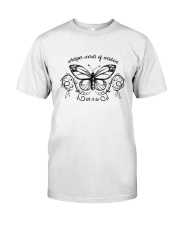 Let It Be 1 Classic T-Shirt front