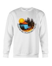 Mountains Are Calling Crewneck Sweatshirt thumbnail