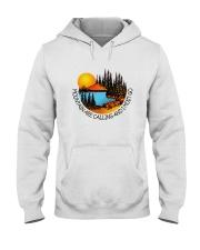 Mountains Are Calling Hooded Sweatshirt thumbnail