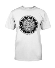 WE ALL SHINE ON LIKE THE MOON Premium Fit Mens Tee thumbnail