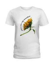 YOU ARE MY SUNSHINE  Ladies T-Shirt thumbnail