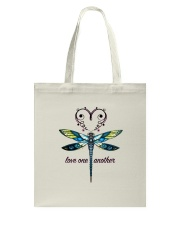 LOVE ONE ANOTHER Tote Bag thumbnail