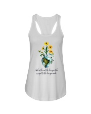 And In The End The Love You Take Ladies Flowy Tank thumbnail