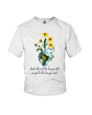 And In The End The Love You Take Youth T-Shirt thumbnail