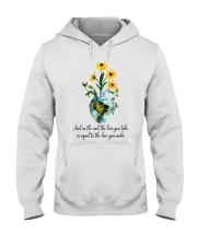 And In The End The Love You Take Hooded Sweatshirt thumbnail