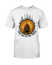 Take Me To The Trees Premium Fit Mens Tee thumbnail