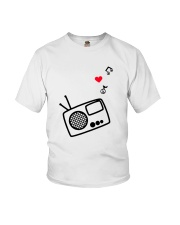 RADIO LOVE Youth T-Shirt tile