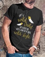 WILD CHILD WILD STYLE Classic T-Shirt lifestyle-mens-crewneck-front-4