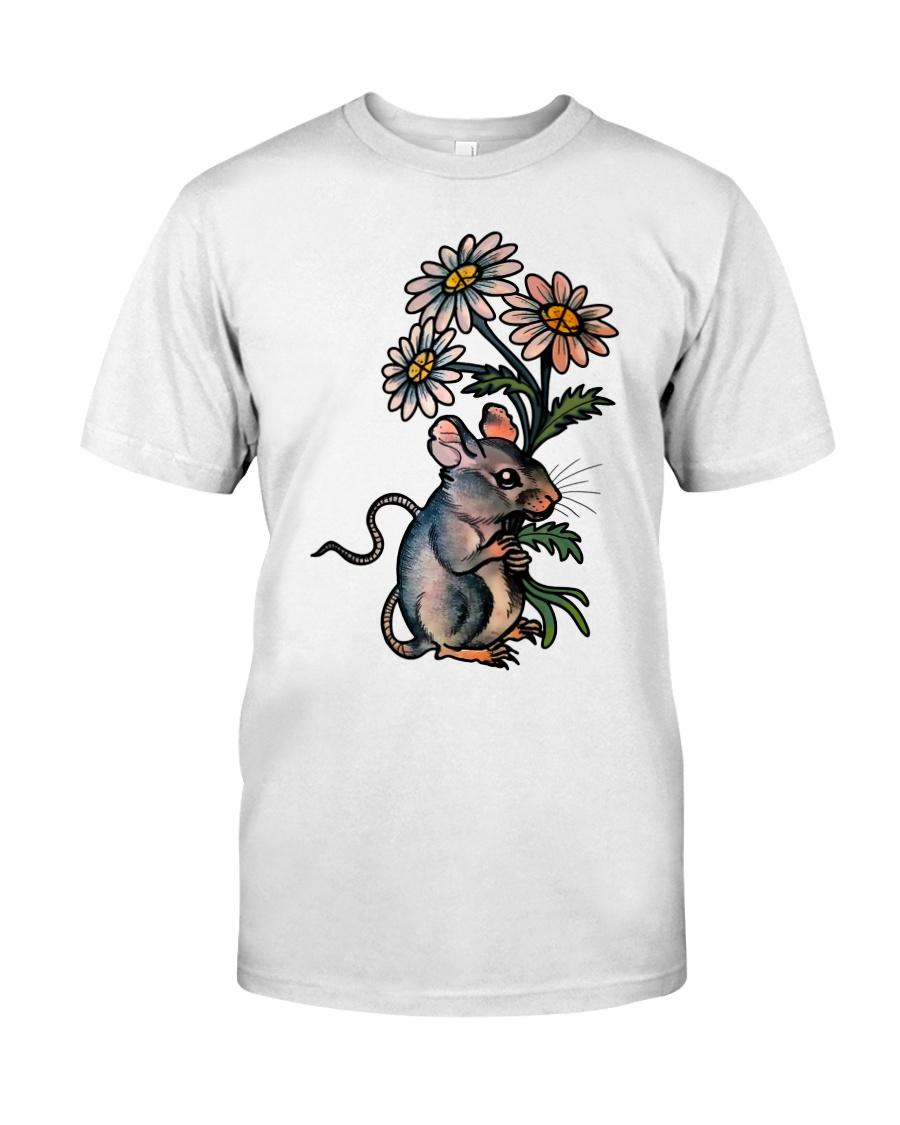 MOUSE LOVE PEACE Classic T-Shirt