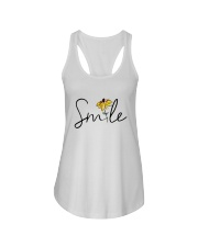 SMILE Ladies Flowy Tank thumbnail