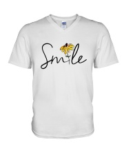 SMILE V-Neck T-Shirt thumbnail