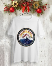 Wander Woman A Classic T-Shirt lifestyle-holiday-crewneck-front-2