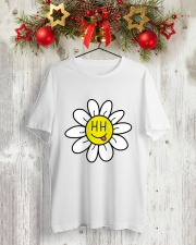 DAISYFLOWER Classic T-Shirt lifestyle-holiday-crewneck-front-2