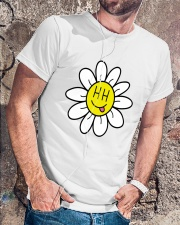 DAISYFLOWER Classic T-Shirt lifestyle-mens-crewneck-front-4