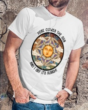 Here Come The Sun 3 Classic T-Shirt lifestyle-mens-crewneck-front-4