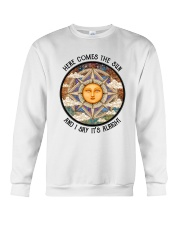 Here Come The Sun 3 Crewneck Sweatshirt thumbnail