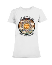 Here Come The Sun 3 Premium Fit Ladies Tee thumbnail
