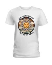 Here Come The Sun 3 Ladies T-Shirt thumbnail