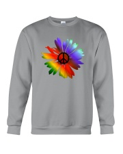 PEACE FLOWER Crewneck Sweatshirt thumbnail