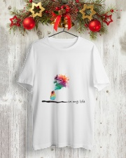 In My Life  Classic T-Shirt lifestyle-holiday-crewneck-front-2