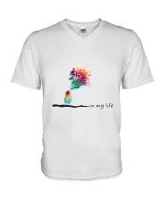 In My Life  V-Neck T-Shirt thumbnail