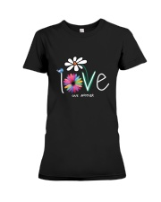 LOVE ONE ANOTHER Premium Fit Ladies Tee thumbnail