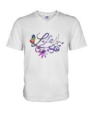 LIFE V-Neck T-Shirt thumbnail
