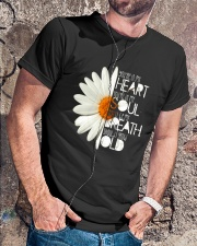 HEART SOUL BREATH OLD Classic T-Shirt lifestyle-mens-crewneck-front-4