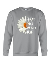 HEART SOUL BREATH OLD Crewneck Sweatshirt thumbnail
