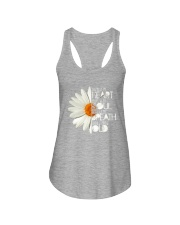 HEART SOUL BREATH OLD Ladies Flowy Tank thumbnail
