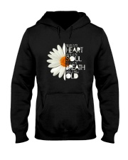 HEART SOUL BREATH OLD Hooded Sweatshirt thumbnail