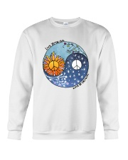 LOVE BY THE MOON Crewneck Sweatshirt thumbnail