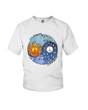LOVE BY THE MOON Youth T-Shirt thumbnail