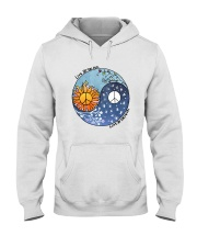 LOVE BY THE MOON Hooded Sweatshirt thumbnail