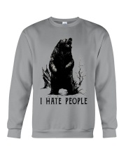 I Hate People Crewneck Sweatshirt tile