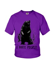 I Hate People Youth T-Shirt tile