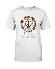 I'M A DREAMER Premium Fit Mens Tee tile