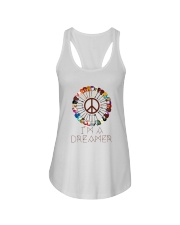 I'M A DREAMER Ladies Flowy Tank tile