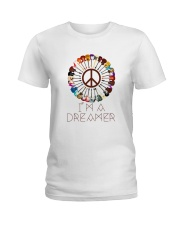 I'M A DREAMER Ladies T-Shirt tile