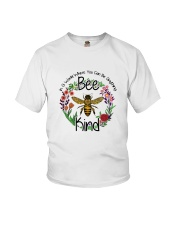 You Can Be Anything Be Kind  Youth T-Shirt thumbnail