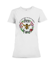 You Can Be Anything Be Kind  Premium Fit Ladies Tee thumbnail